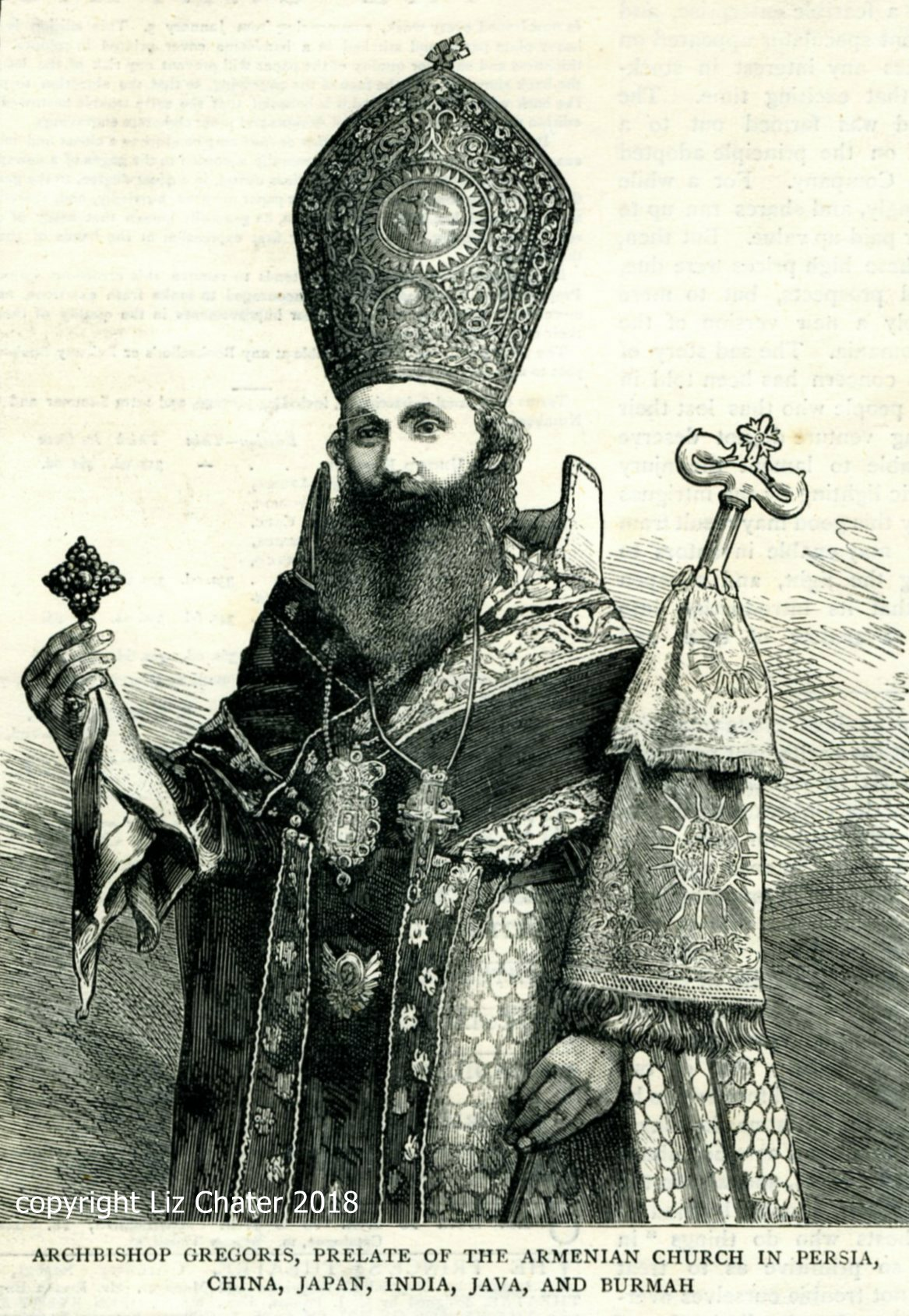 Archbishop Gregoris