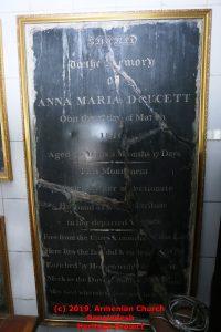 Anna Maria Doucett