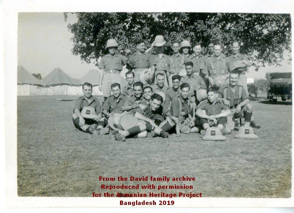 Eastern Bengal Company Dacca