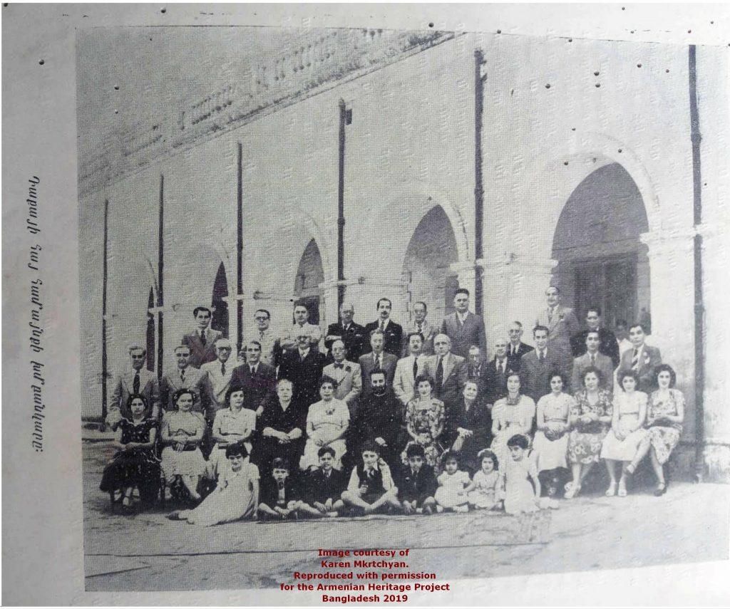 Armenian Community Dhaka 1960s