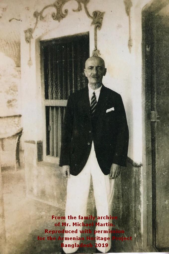 Joseph Abraham Martin