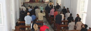 Armenian Mass Held