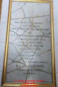 Josephi Pauli dos Remedios+A-R-Remedios