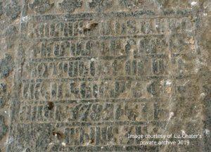 Marcar Pogose tombstone