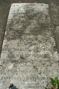 Grave of Johannes Stephen